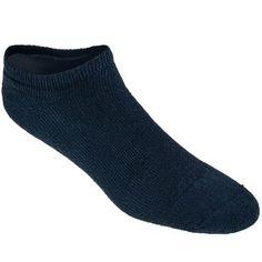 Wigwam Socks S1042-052 Black Cotton Blend Low-Cut Socks 3-Pack