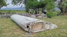 [video] Aug 5 Wing flap found on island traced to missing Malaysian jet