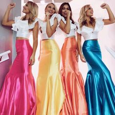 05cd90a38e8 Mamma Mia vibes for dayzzz✨😍 These beauties are so colorful   fun! 🙌🏽   prom2019  ipapromretailer  ipaprom