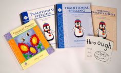 Traditional Spelling from Memoria Press: We reviewed Traditional Spelling II, but the Homeschool Review Crew also reviewed Traditional Spelling I, Music Appreciation I and their entire Latin series.
