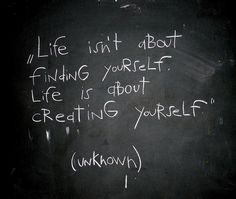 creating_yourself