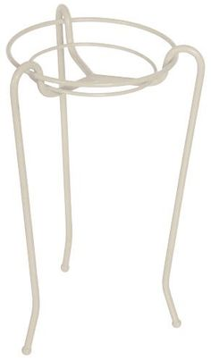 Plastec 21-Inch Off White Simple Accents Plant Stand SA21OW by Plastec. $17.99. Offers simplicity of design. Off White in color. 21 inches in tall. Pack of 6 plant stands. Simple accents plant stand. Attractive plant stand