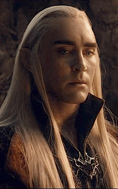 """Day 8--I will pathetically admit I watch his segments in """"The Desolation of Smaug"""" right before I go to bed. Sweet dreams guaranteed!"""
