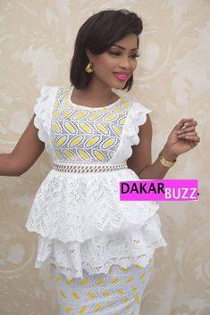 ( 30 PHOTOS ) Les dernières tendances de la mode KORITÉ 2018, Mbathio Ndiaye chics et Class pour vous donner un… – Dakarbuzz