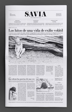 https://www.behance.net/gallery/32615571/SAVIA-Newspaper