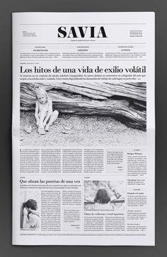 https://www.behance.net/gallery/32615571/SAVIA-Newspaper