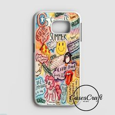 5Sos Collage C01 Samsung Galaxy S7 Edge Case   casescraft