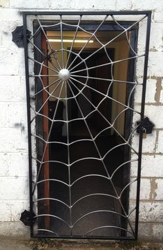 Spider Web Gate - Art Of Metal