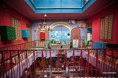 Rainbow Hostel Marrakech  http://www.marrakechrougehostels.com/rainbow-hostel/ http://www.whenevermarrakech.com/rainbow-marrakech/