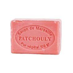 Sapun Natural de Marsilia 100g Patchouly Paciuli Le Chatelard 1802