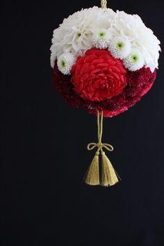 Japanese wedding bouquet