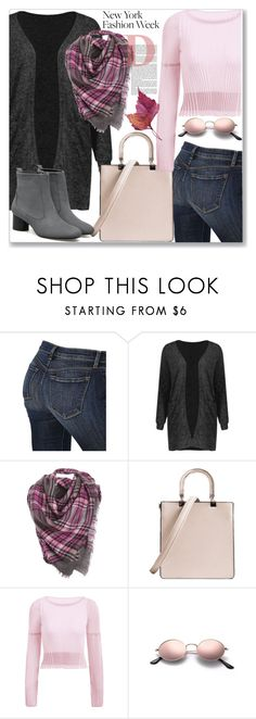 """What to Wear to NYFW (Street Style)"" by jecakns ❤ liked on Polyvore featuring J Brand"