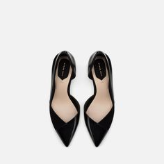 MID HEEL COURT SHOE-View all-Shoes-WOMAN | ZARA United States