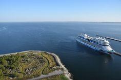 Silloin satamaan saapuu saman päivän aikanan viisi suurta risteilyalusta, jotka tuovat mukanaan 9 400 kansainvälistä matkustajaa.