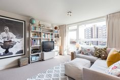 A beautiful and spacious 3 bedroom family home in Putney. Bright light fills this quirky house which is only 2 minutes away from Putney Bridge Station.