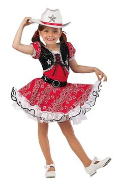 Cowboy Cowgirl Western Shirt Only Dance Costume Child Sizes Clearance Groups
