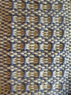 rigid heddle weaving / my 1st practice sampler
