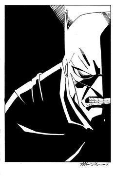 BATMAN by ~MisterHardtimes