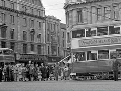 O'Connell St. Dublin Street, Dublin City, Dublin Ireland, Old Pictures, Historical Photos, Finland, Croatia, Denmark, Belgium