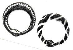 ouroboros (snake) tattoo design. looooove