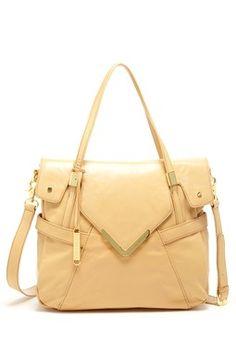 Adrienne Vittadini Handbags Taylor Satchel
