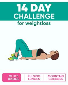 14 Day Challenge for Weight Loss How to lose 10 pounds in 14 days – the answer is just below! A workout for you to get slimmer thi 14 Day Challenge, Squat Challenge, Weight Loss Challenge, Best Weight Loss, Weight Loss Tips, Fitness Workouts, At Home Workouts, Fitness Weightloss, Yoga Fitness