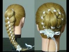 I really want to do this with my hair. I think it will have to be done by my friend.