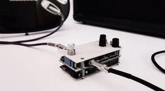 An Opensource Arduino Guitar Pedal