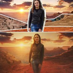 Before and after Photoshop images by Max Asabin - 7