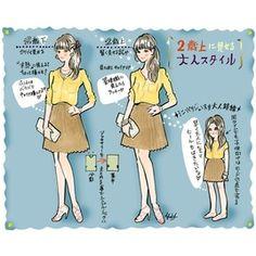 米澤よう子:◆パリジェンヌの着こなしルール その2◆|HAPPY PLUS(ハピプラ)