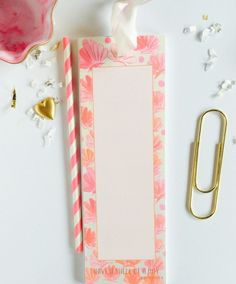 Shell of a Day Notepad