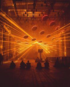 """Mi piace"": 4,375, commenti: 102 - visitBerlin (@visit_berlin) su Instagram: ""Today we've been visiting ""Skalar"" art installation inside the former power plant #KraftwerkBerlin.…"""
