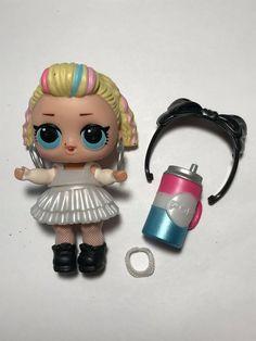 Original Dress clothes outfit SETS For LOL Surprise Doll 80/'S 80S BB TOYS LOT