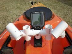 DIY Kayak Rod Holders - I made something like this for my kayak. Will post pics when I can. BQB