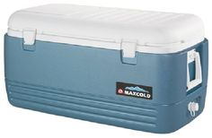 Johns Cross Motorcaravan and Camping Centre  - Igloo Maxcold 100qt Cooler, £119.99 (http://www.johnscross.co.uk/products/igloo-maxcold-100qt-cooler.html)
