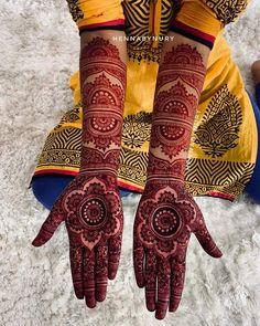 Henna Design By Fatima Kashee's Mehndi Designs, Arabic Bridal Mehndi Designs, Mehndi Designs For Fingers, Mehndi Design Pictures, Full Hand Mehndi Designs, Rangoli Designs, Beautiful Mehndi Design, Mehendi, Henna Mehndi