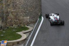 Lance Stroll, Williams, Formule 1 Grand Prix van Azerbeidzjan 2018, Formule 1 Grand Prix, F1, Vans, Formula 1, Van