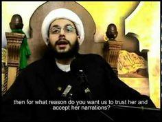Qur'an confirms Aisha's disbelief