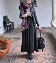 0f8cb8f35aa588 138 meilleures images du tableau hijab en 2017 | Mode musulmane ...