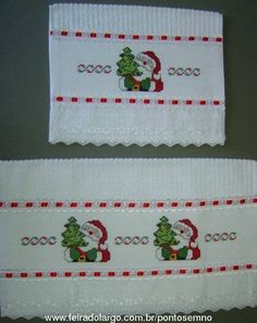 Pot Holders, Diy And Crafts, Projects To Try, Cross Stitch, Christmas, Animals, Towels, Turkish Towels, Half Bathroom Decor