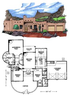 1000 images about lay it out on pinterest house plans for House plans with great room in front