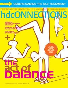 Magazine Cover. Design by Roberto Comparan.