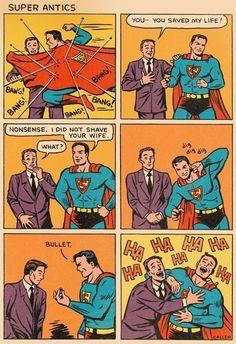 hard of hearing superman