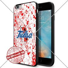 WADE CASE Tulsa Golden Hurricane Logo NCAA Cool Apple iPhone6 6S Case #1625 Black Smartphone Case Cover Collector TPU Rubber [Blood] WADE CASE http://www.amazon.com/dp/B017J7NO5Y/ref=cm_sw_r_pi_dp_v5Gvwb029B27Z