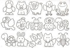 Simpáticos moldes de animales que va a ser el fondo de portada de nuestra página de facebook, a partir de hoy y que se suma a los muchos moldes de animales que tenemos en nuestra página.   Post Relacionados:Moldes de animales para hacer con EVAMOLDES DE ANIMALES DE FIELTROAnimales en punto de cruzMolde de[Read More]