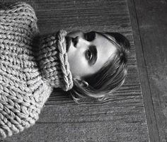 Winter Knit #knitwear #jumper #winteroutfit
