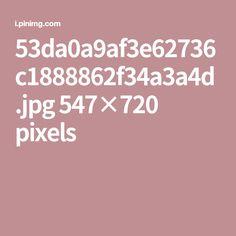 53da0a9af3e62736c1888862f34a3a4d.jpg 547×720 pixels