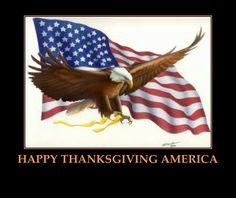 Happy Thanksgiving America