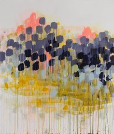 Эмоциональное искусство Caroline Wright ‒ персональная выставка художницы в галерее One Kings Lane