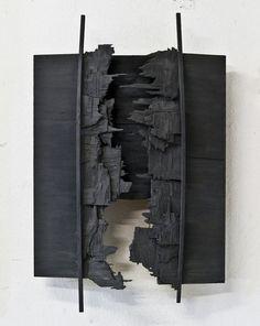 Discover thousands of images about lafilleblanc: Konstantino Dregos Twitch, 2012 Art Sculpture, Abstract Sculpture, Wall Sculptures, Abstract Art, Metal Art, Wood Art, 3d Wall Art, Assemblage Art, Oeuvre D'art